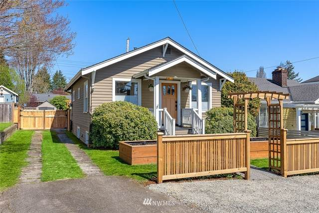 738 N 100th Street, Seattle, WA 98133 (#1757572) :: Better Properties Real Estate