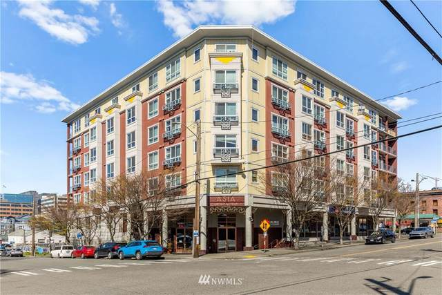 668 S Lane Street #409, Seattle, WA 98104 (#1757592) :: Better Properties Real Estate