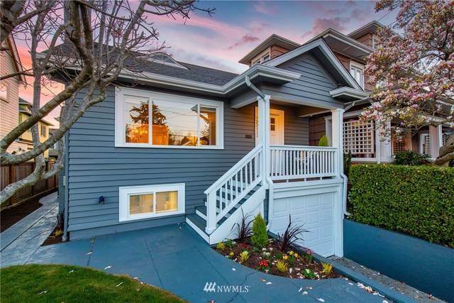 2511 6th Avenue W, Seattle, WA 98119 (#1757620) :: McAuley Homes