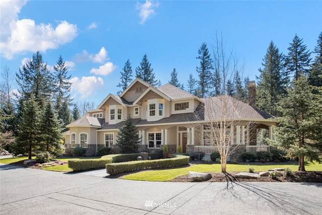 23621 NE 78th Way, Redmond, WA 98053 (#1757650) :: Costello Team