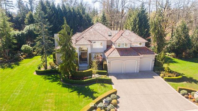 856 Windsor Drive SE, Sammamish, WA 98074 (#1757659) :: M4 Real Estate Group