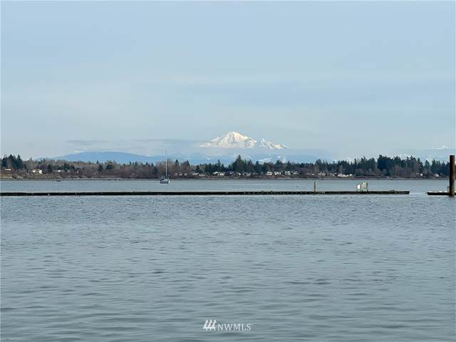 9540 Semiahmoo Parkway D10, Blaine, WA 98230 (#1757759) :: The Shiflett Group
