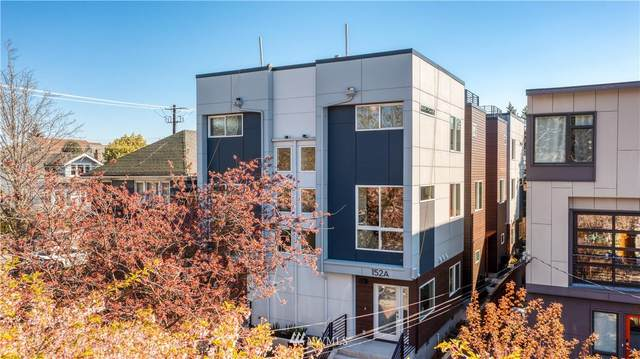 152 21st Avenue E A, Seattle, WA 98112 (MLS #1757853) :: Community Real Estate Group