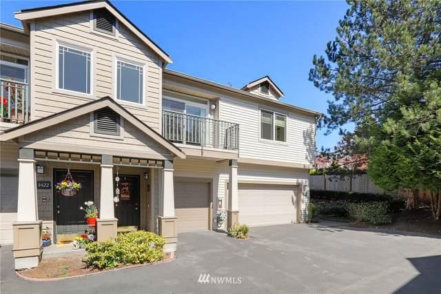 4424 248th Lane SE #4424, Sammamish, WA 98029 (#1757892) :: Tribeca NW Real Estate
