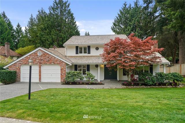 20605 NE 38th Street, Sammamish, WA 98074 (MLS #1757894) :: Community Real Estate Group