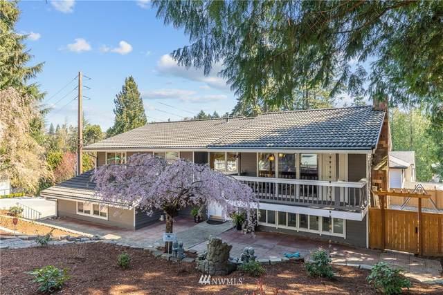 1002 103rd Avenue SE, Bellevue, WA 98004 (#1757907) :: Shook Home Group