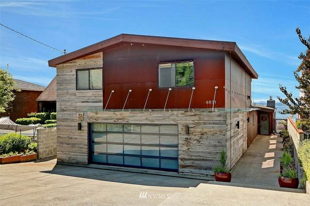 4831 Beach Drive SW, Seattle, WA 98116 (#1757917) :: Keller Williams Western Realty