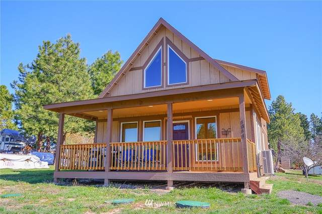 1311 Sunlight Drive, Cle Elum, WA 98922 (MLS #1757925) :: Community Real Estate Group