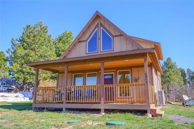 1311 Sunlight Drive, Cle Elum, WA 98922 (#1757925) :: Shook Home Group