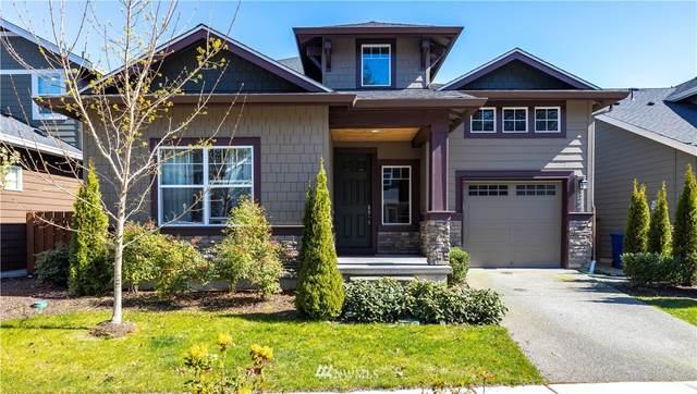1268 Little Si Avenue SE, North Bend, WA 98045 (#1757947) :: Icon Real Estate Group