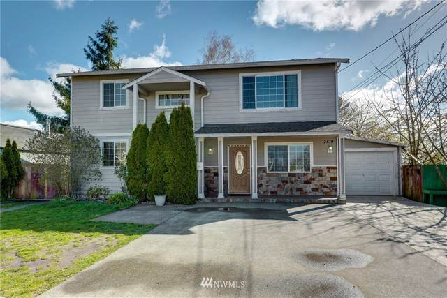 3419 E L Street, Tacoma, WA 98404 (#1757972) :: Better Properties Real Estate