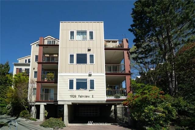 1926 Fairview Avenue E #206, Seattle, WA 98102 (#1758032) :: TRI STAR Team | RE/MAX NW