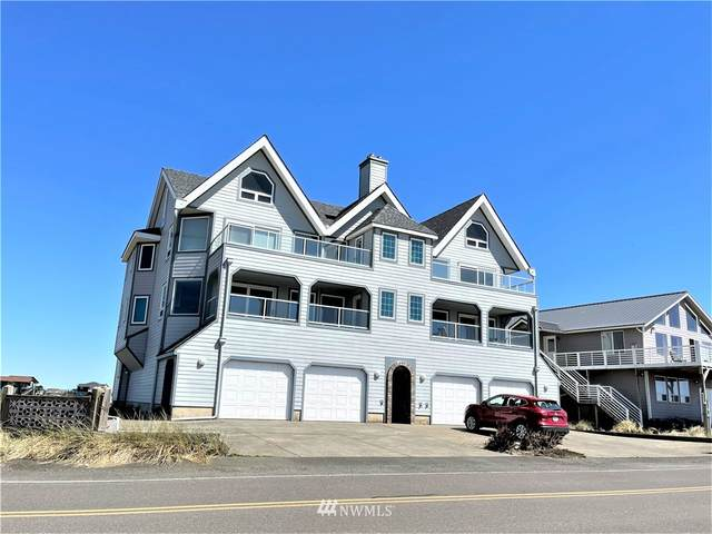 1599 E Ocean Shores Boulevard 3W, Ocean Shores, WA 98569 (#1758128) :: Northwest Home Team Realty, LLC