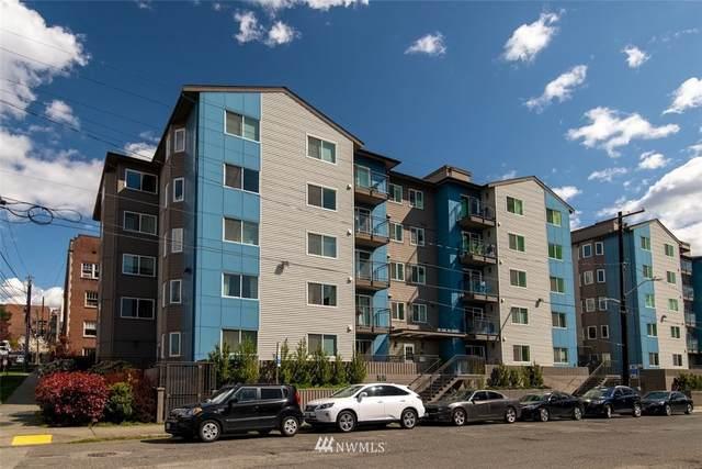 1616 Summit Avenue N305, Seattle, WA 98122 (#1758146) :: Alchemy Real Estate