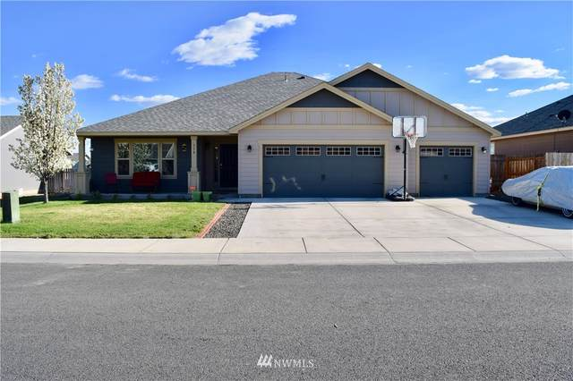116 NE I St, Quincy, WA 98848 (#1758167) :: Costello Team