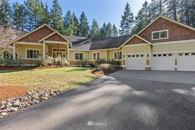 14560 Cavalli Road SE, Olalla, WA 98369 (#1758205) :: Better Properties Real Estate
