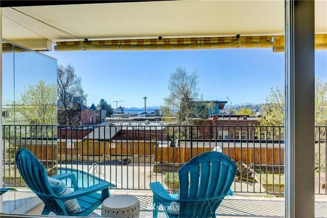 505 Belmont Avenue E #202, Seattle, WA 98102 (#1758248) :: Costello Team