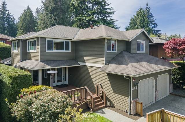 2609 NW 97th Street, Seattle, WA 98117 (#1758277) :: M4 Real Estate Group