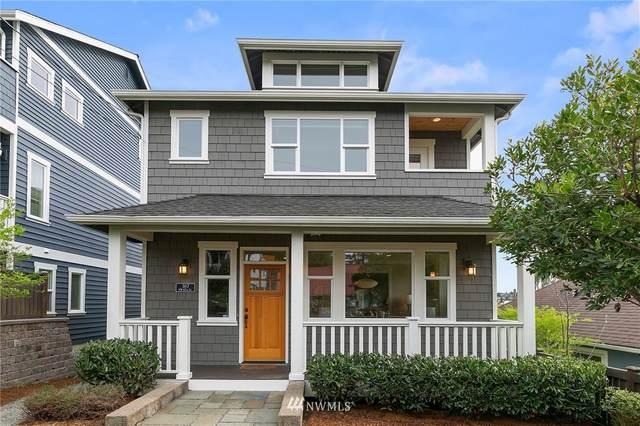 307 NW 47th Street, Seattle, WA 98107 (#1758285) :: Icon Real Estate Group