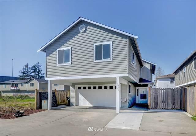 515 W Concord St, Kent, WA 98032 (#1758287) :: Icon Real Estate Group