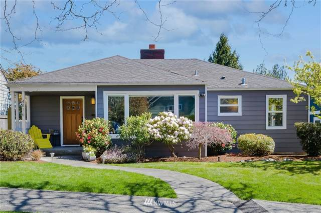 4816 51st Avenue SW, Seattle, WA 98116 (#1758321) :: Provost Team | Coldwell Banker Walla Walla