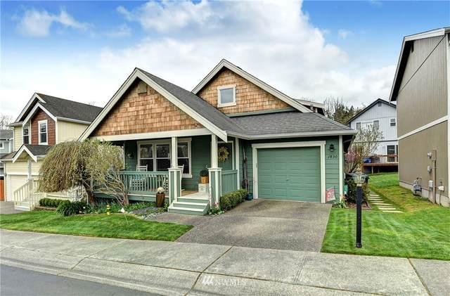 1830 80th Drive NE #27, Lake Stevens, WA 98258 (#1758438) :: Mike & Sandi Nelson Real Estate