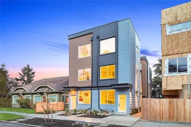 1428 24th Avenue, Seattle, WA 98122 (#1758446) :: Shook Home Group