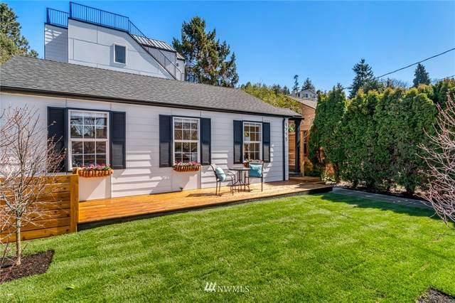3220 60th Avenue SW A, Seattle, WA 98116 (#1758470) :: McAuley Homes