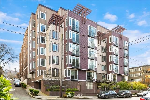 124 Bellevue Avenue E #402, Seattle, WA 98102 (#1758558) :: Northwest Home Team Realty, LLC