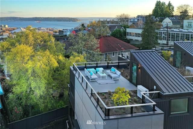 307 Lee Street, Seattle, WA 98109 (#1758645) :: TRI STAR Team | RE/MAX NW