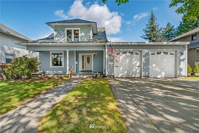 3307 Grand Avenue, Everett, WA 98201 (#1758752) :: Provost Team | Coldwell Banker Walla Walla