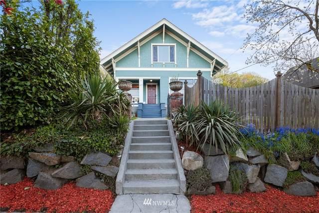 5910 18th Avenue S, Seattle, WA 98108 (#1758754) :: Mike & Sandi Nelson Real Estate