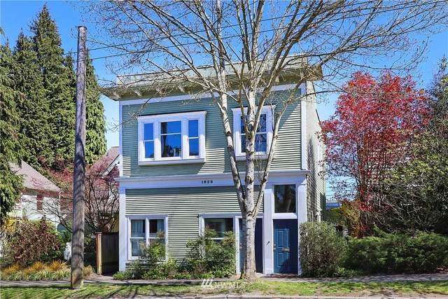 1828 6th Avenue W, Seattle, WA 98119 (#1758759) :: Shook Home Group