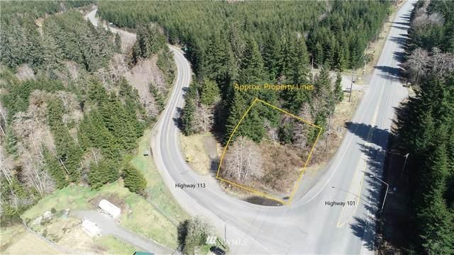 0 Burnt Mountain Road, Beaver, WA 98305 (#1758801) :: Lucas Pinto Real Estate Group