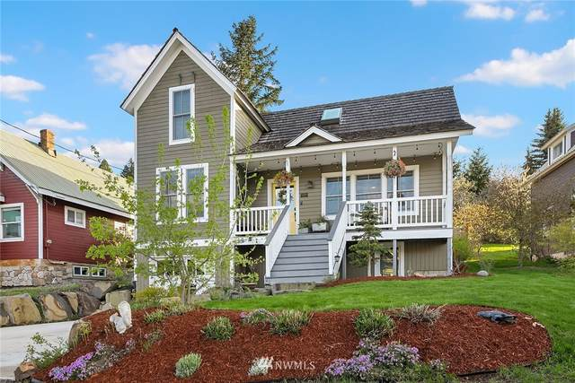 314 S 2nd Street, Roslyn, WA 98941 (#1758878) :: Engel & Völkers Federal Way