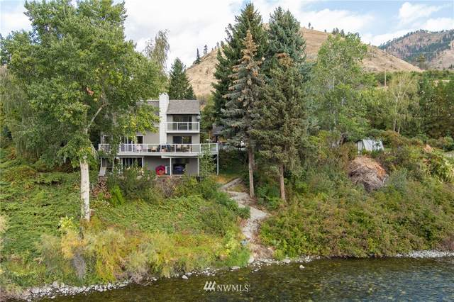 6620 Pinnacle View Road, Cashmere, WA 98815 (#1758959) :: Beach & Blvd Real Estate Group