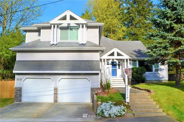 28114 46th Avenue S, Auburn, WA 98001 (#1759006) :: Icon Real Estate Group