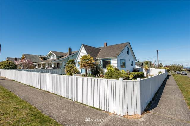 201 W 9th Street, Port Angeles, WA 98362 (#1759079) :: Lucas Pinto Real Estate Group