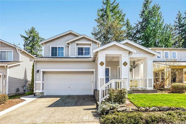 6716 132nd Place SE, Snohomish, WA 98296 (#1759098) :: The Torset Group