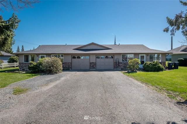 107 W 4th Street, Everson, WA 98247 (#1759159) :: Costello Team