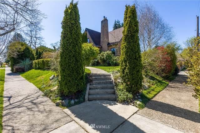 702 S Monroe Street, Tacoma, WA 98405 (#1759207) :: Lucas Pinto Real Estate Group