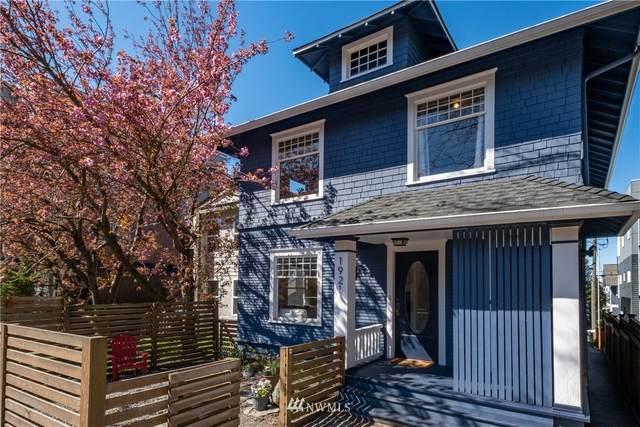 1921 10th Ave W, Seattle, WA 98119 (#1759391) :: TRI STAR Team | RE/MAX NW