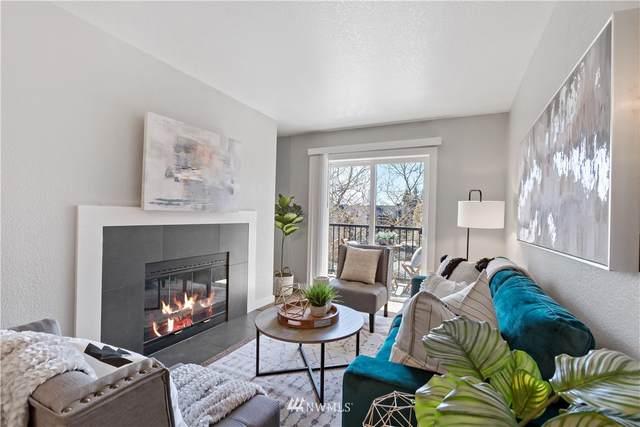 840 NE 125th Street #311, Seattle, WA 98125 (#1759421) :: Shook Home Group