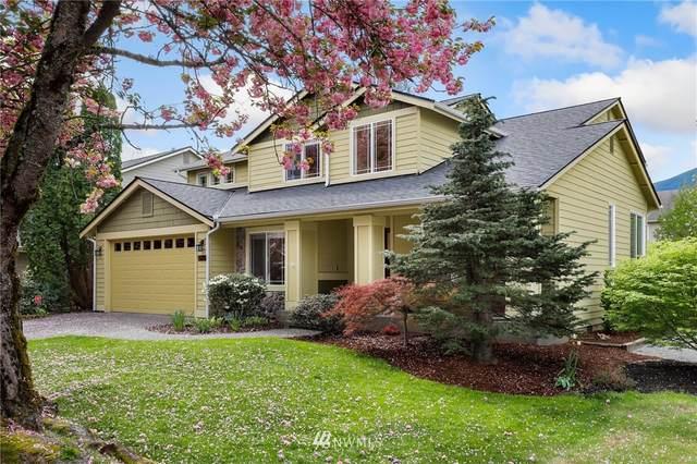 525 SE 5th Street, North Bend, WA 98045 (#1759425) :: Icon Real Estate Group