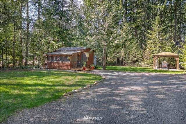 40 N Lake View Drive, Hoodsport, WA 98548 (#1759427) :: Lucas Pinto Real Estate Group