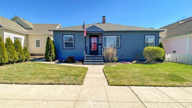 108 E 6th Avenue, Ritzville, WA 99169 (#1759542) :: Lucas Pinto Real Estate Group