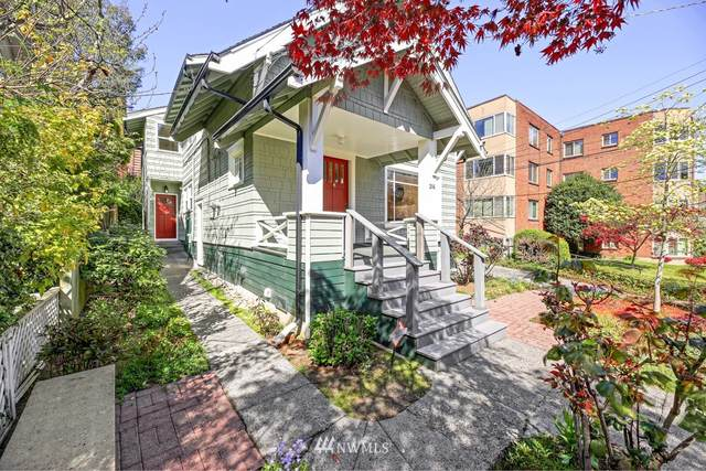 216 W Roy Street, Seattle, WA 98119 (#1759543) :: Icon Real Estate Group