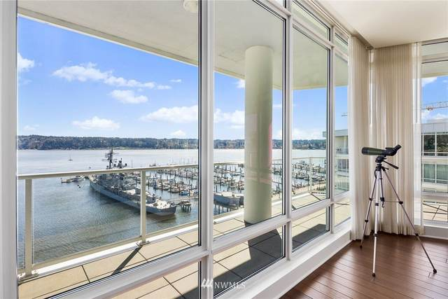 360 Washington Avenue #603, Bremerton, WA 98337 (#1759548) :: Icon Real Estate Group