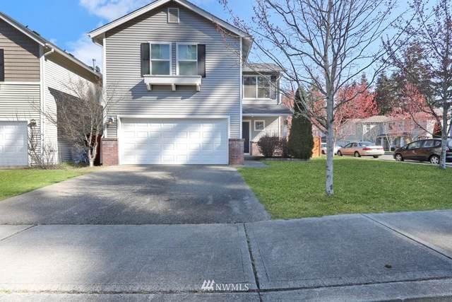 5121 203rd Street Ct E, Spanaway, WA 98387 (#1759588) :: Shook Home Group