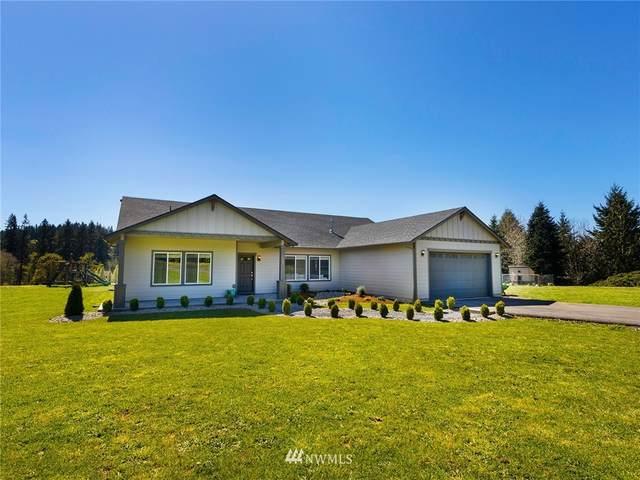 3830 Lewis River Road, Woodland, WA 98474 (#1759620) :: Hauer Home Team